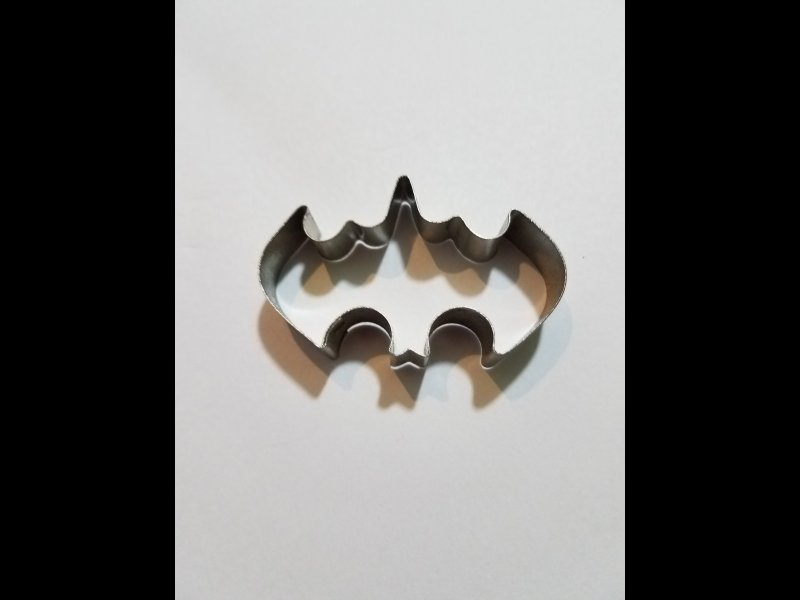 Batman chico  - 3 x 5 cm.